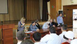 Профилактическая беседа прошла в Кисловодске