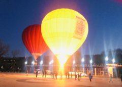 В Железноводске с новой Ferrum-площади запустили воздушные шары