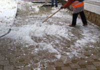 В Ессентуках круглосуточно ликвидируют последствия снегопада