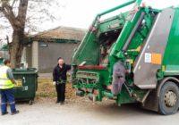 Вывоз мусора в новогодние праздники