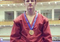 Роман Резников из Железноводска стал чемпионом Европы по самбо