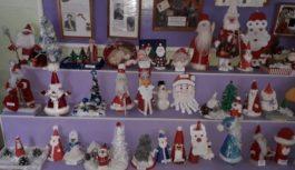 Парад Дедов Морозов стартовал в детском саду