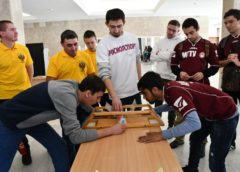 Мега-турнир Железные легкие прошел в Железноводске