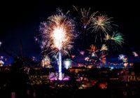 Новогодний салют в Ессентуках украсят 3 тысячи залпов