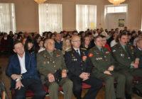 С днем защитников Отечества поздравили ветеранов