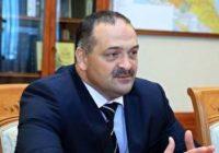 Сергей Меликов провел рабочую встречу с главой Кисловодска