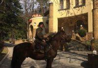 Кисловодские казаки проводят патрулирование