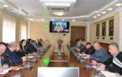Заседание штаба по предупреждению коронавируса в Кисловодске