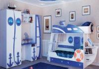 Оптимальный набор мебели для детской комнаты