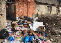В Ессентуках была убрана свалка бытовых отходов