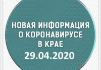 В Ставропольском крае на 29.04 заболело более полтысячи человек