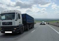 На Ставрополье по вине заснувшего водителя погибла пассажирка