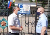 В военном госпитале Пятигорска пациент выпал из окна