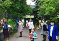 С днем защиты детей поздравляли в Кисловодске