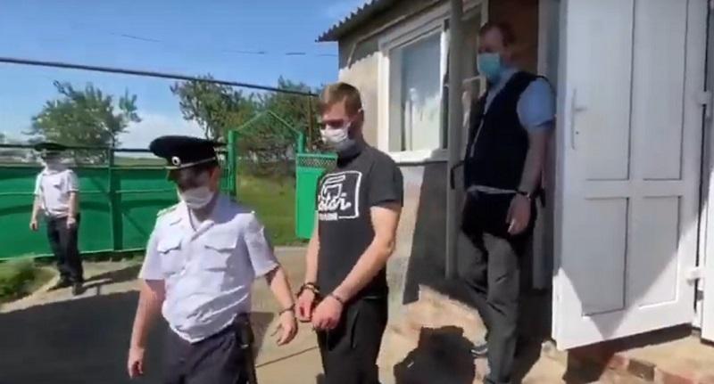 задержан