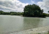 На ессентукском озере усилии санитарные меры