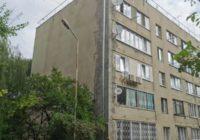 В Кисловодске разваливается стена многоквартирного дома