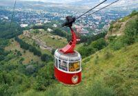 Канатки в Пятигорске и Кисловодске – самые впечатляющие в России