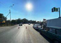 В Пятигорске на пешеходном переходе сбили школьницу