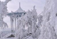 Пятигорск вошел в топ-10 городов России для новогоднего отдыха