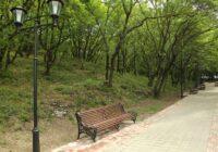 В Эммануэлевском парке Пятигорска появился Герой нашего времени