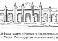 Роль наместника Кавказа Воронцова в формировании архитектуры КМВ