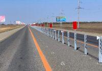Более 9 км специального ограждения установят на дорогах региона