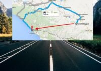 Дорогу из Кавминвод в Сочи планируют сократить в два раза