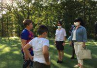 Акция Спасем детей от слепых сердец проходит в Кисловодске