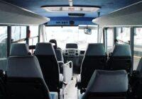 При поездке в автобусе пострадала школьница