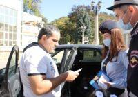 Правильность перевозки детей в такси проверяли в Кисловодске