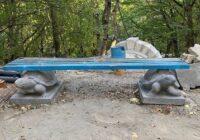 Каменные черепахи в Железноводске получили вторую жизнь
