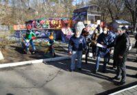 Активисты и эксперты ОНФ посетили Парк Кирова в Пятигорске