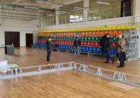 Спортивная школа в Горячеводске готовится к открытию