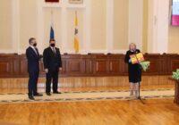 Два города Ставропольского края отметили почётными званиями