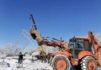 Строительство ледовой арены в Ессентуках идёт в ускоренном темпе