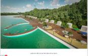 Старое озеро в Кисловодске продолжают восстанавливать