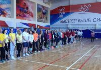 В Кисловодске проходят соревнования по бадминтону
