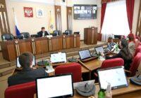 В краевой думе обсудили закон омолодежной политике края