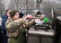 Самую вкусную солдатскую кашу выявляли на Ставрополье