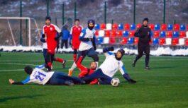 Пятигорские футболисты разгромили соперников