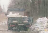 В Ессентуках ищут «черного» мусорщика