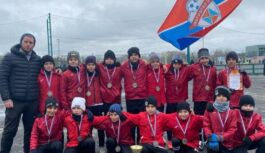 Ессентукские футболисты завоевали серебро турнира
