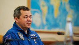 В Кисловодске устроят встречу с космонавтом Олегом Скрипочкой