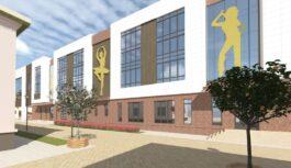 В Кисловодске приступили к строительству хореографической школы
