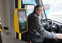 В Кисловодске появились автобусы с бесконтактной оплатой проезда