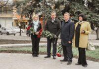 Олег Скрипочка отмечает День космонавтики в Пятигорске
