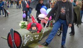 В Ессентуках на майские праздники запланирован парад колясок