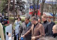 Губернатор Ставрополья побывал с рабочей поездкой в Ессентуках