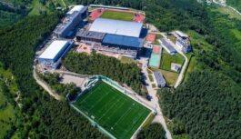 В Кисловодске начали строить дорогу на олимпийский комплекс